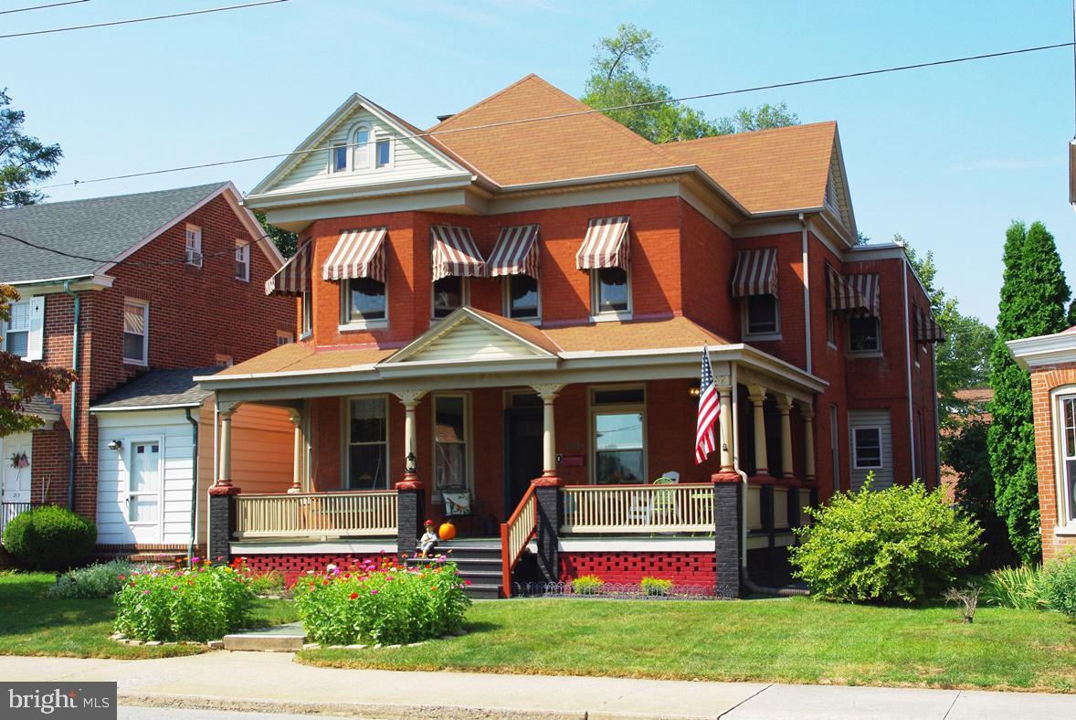 319 MAIN STREET, MCSHERRYSTOWN, PA 17344