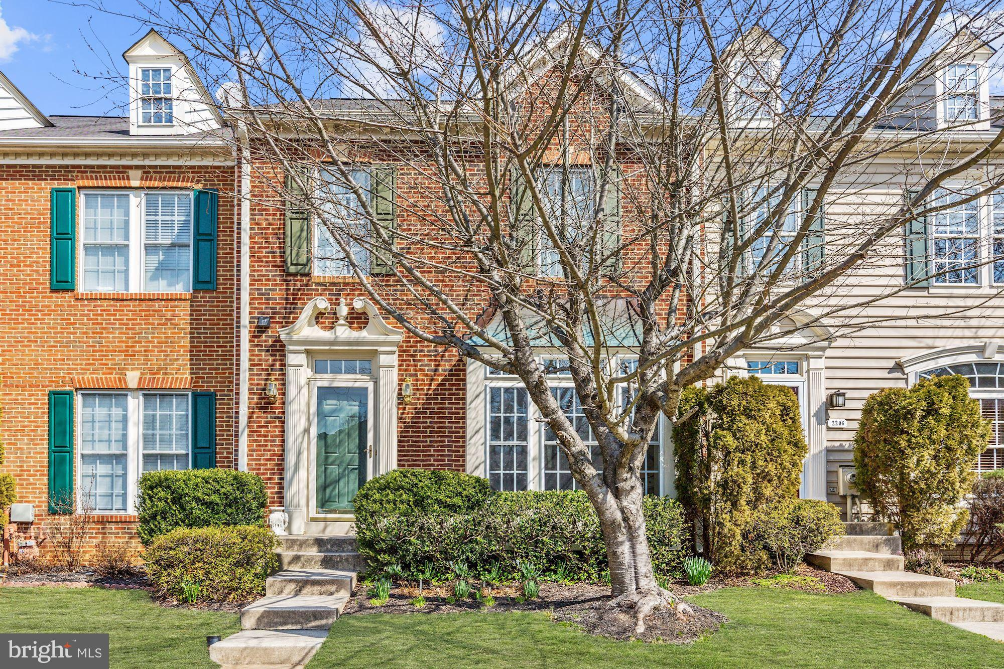 2208 BROMLEY COURT, WOODSTOCK, MD 21163