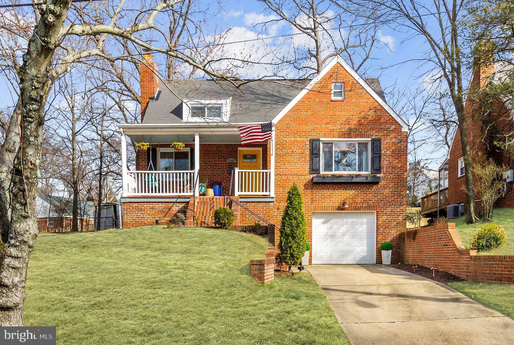 2507 LAKE AVENUE, CHEVERLY, MD 20785
