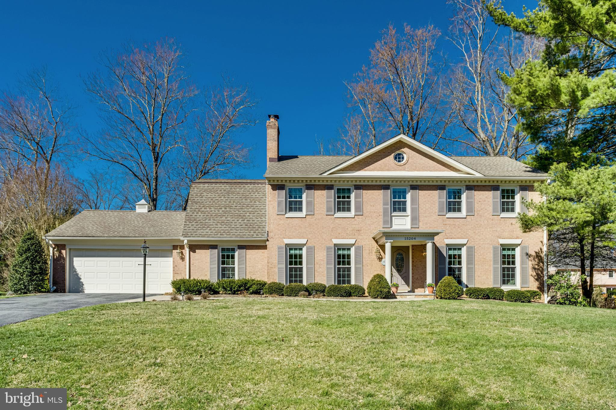 15204 RED CLOVER DRIVE, ROCKVILLE, MD 20853