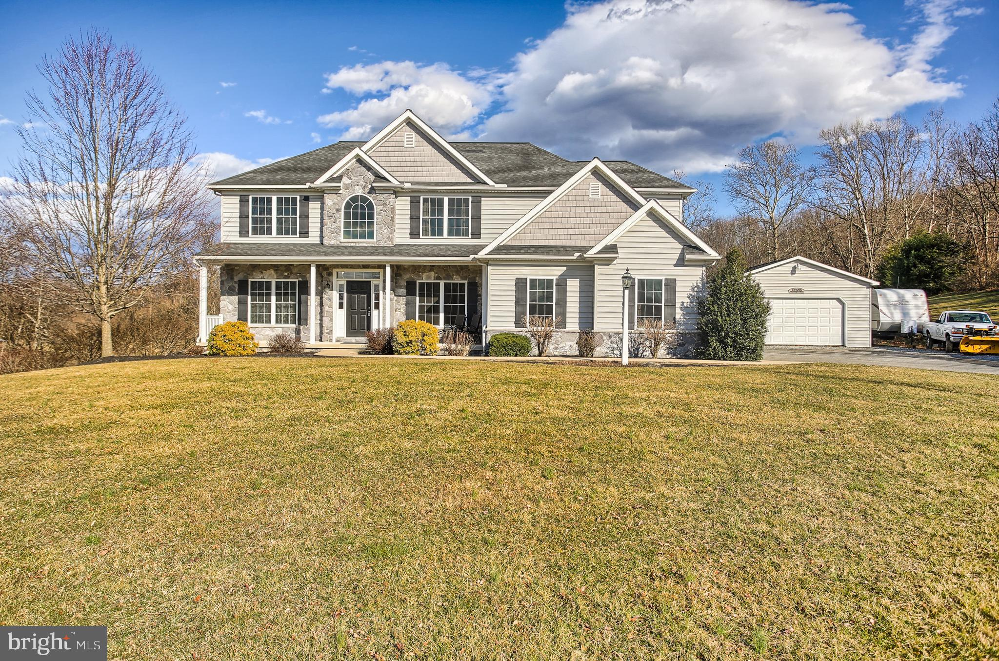 147 FORGE HILL ROAD, WRIGHTSVILLE, PA 17368