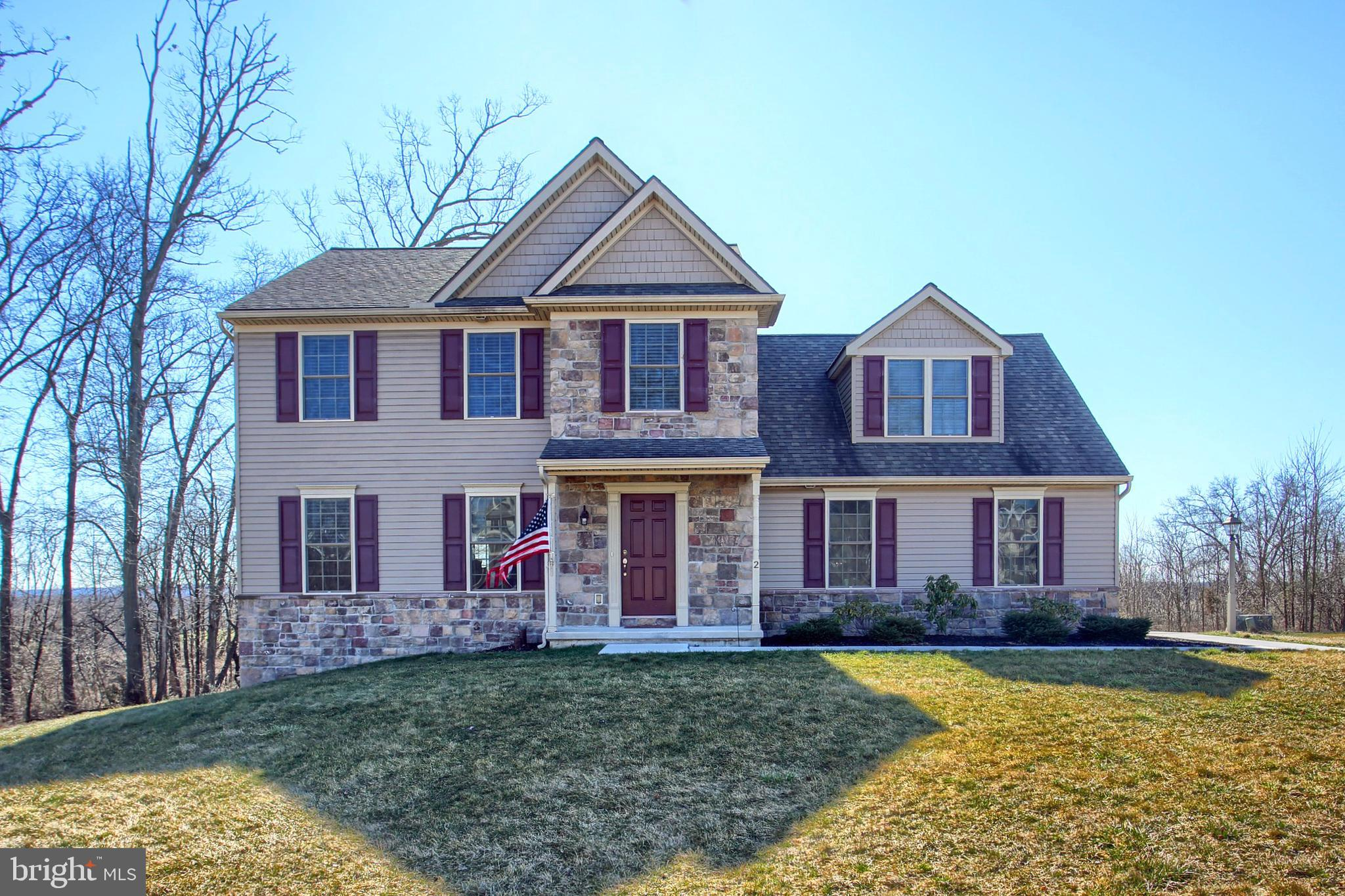 2 HEATHER LANE, EAST BERLIN, PA 17316