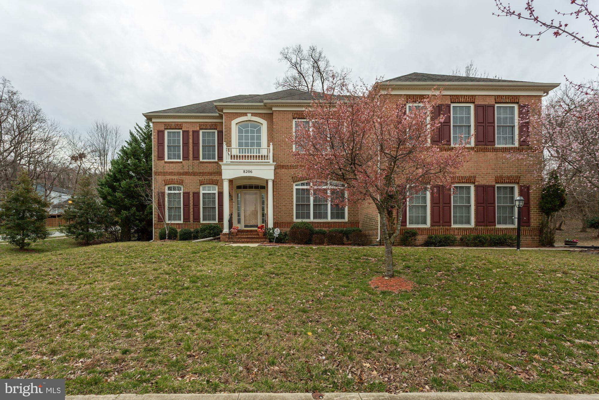 8206 WATERSIDE COURT, FORT WASHINGTON, MD 20744
