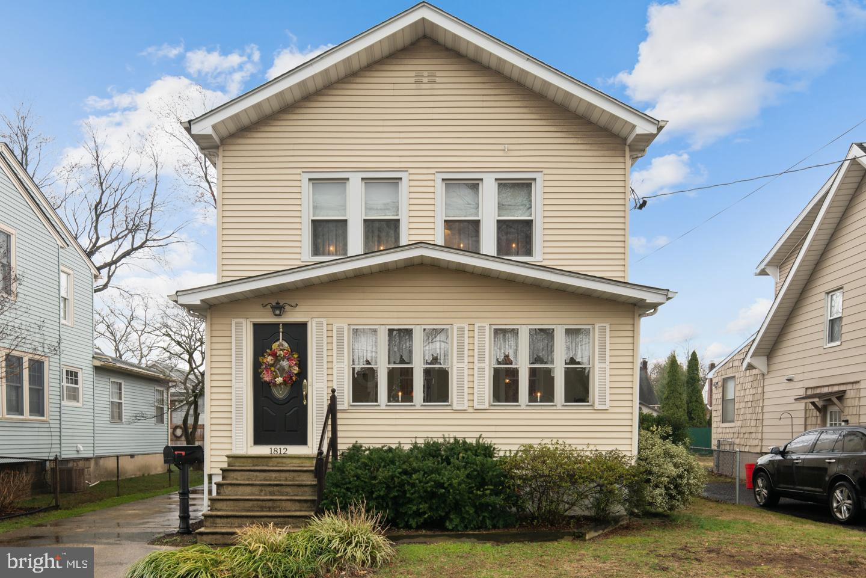1812 S PARK AVENUE, HADDON HEIGHTS, NJ 08035