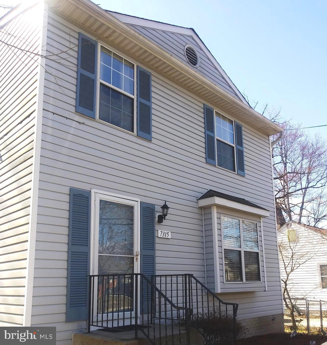 7315 LEONA STREET, DISTRICT HEIGHTS, MD 20747