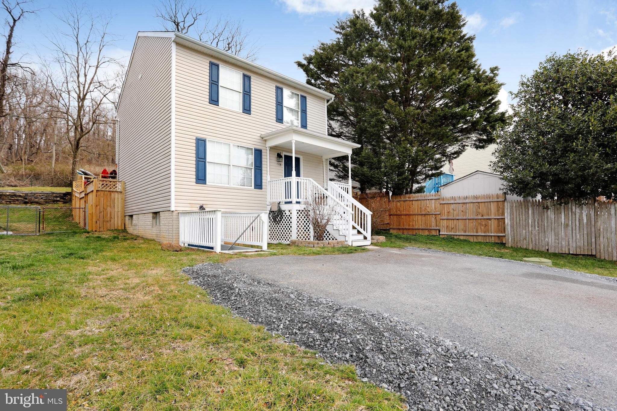 608 TRITAPOE DRIVE, KNOXVILLE, MD 21758