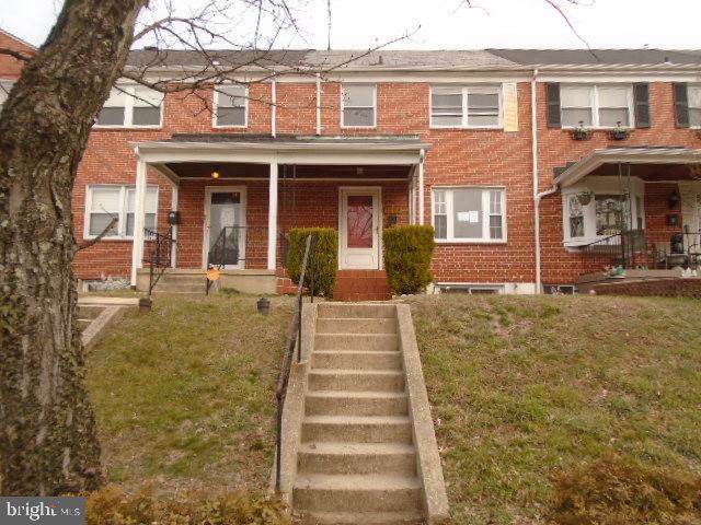1704 HARTSDALE ROAD, BALTIMORE, BALTIMORE CITY Maryland 21239, 3 Bedrooms Bedrooms, ,1 BathroomBathrooms,Residential,For Sale,HARTSDALE,MDBA503626