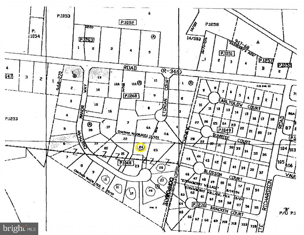 LOT 24 Chatham Manor Way, Pittsville, MD 21850