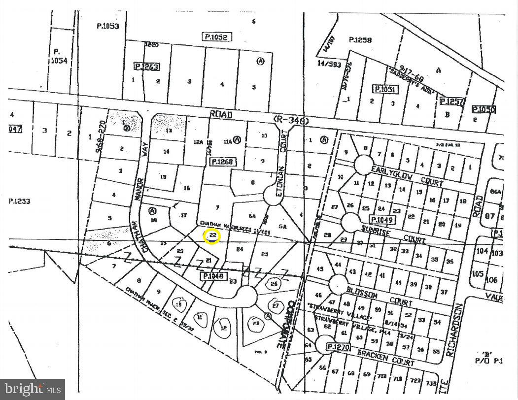 LOT 22 Chatham Manor Way, Pittsville, MD 21850