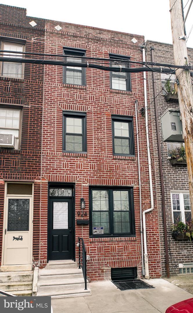 924 Wharton Street Philadelphia, PA 19147