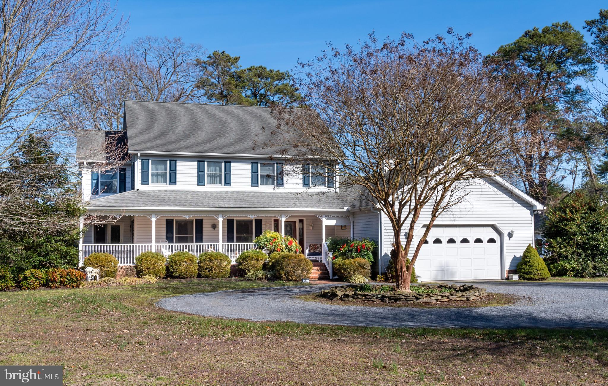 5637 BEACH HAVEN ROAD, EAST NEW MARKET, MD 21631