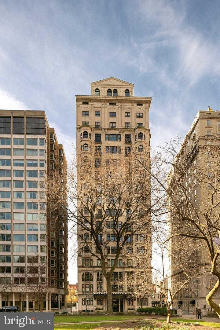 1830 Rittenhouse Sq 17b Philadelphia Pa 19103 Mls