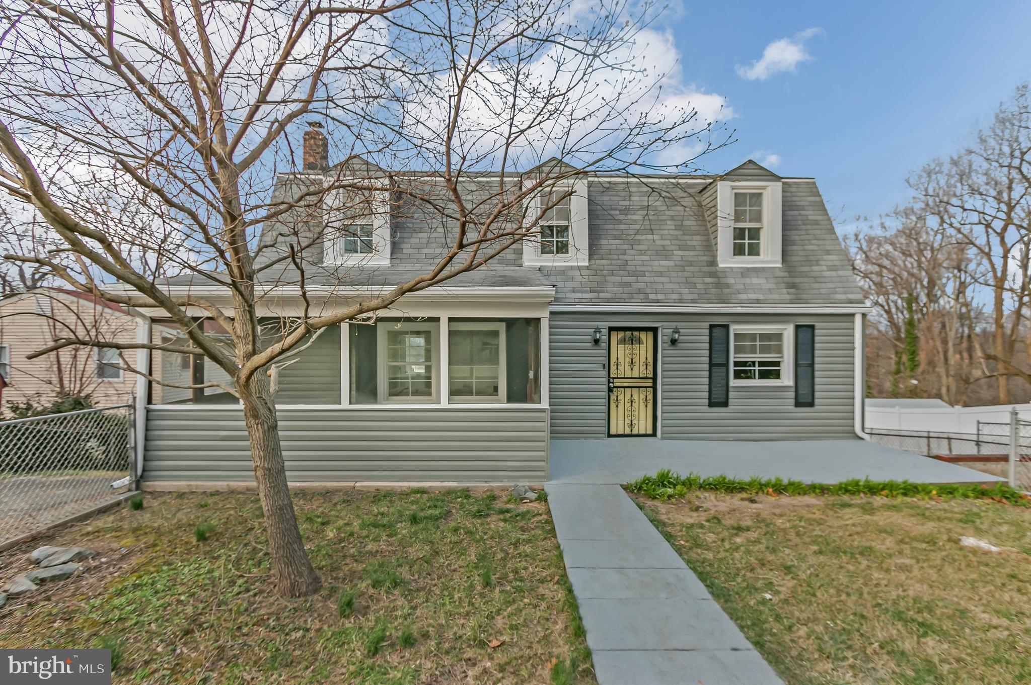 5102 GUNTHER STREET, CAPITOL HEIGHTS, MD 20743