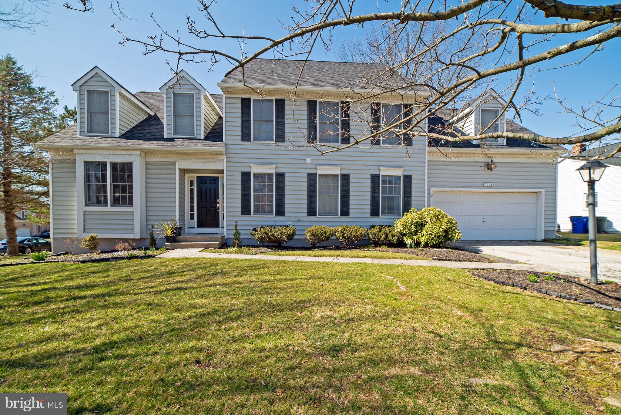 6304 SADDLE DRIVE, COLUMBIA, MD 21045