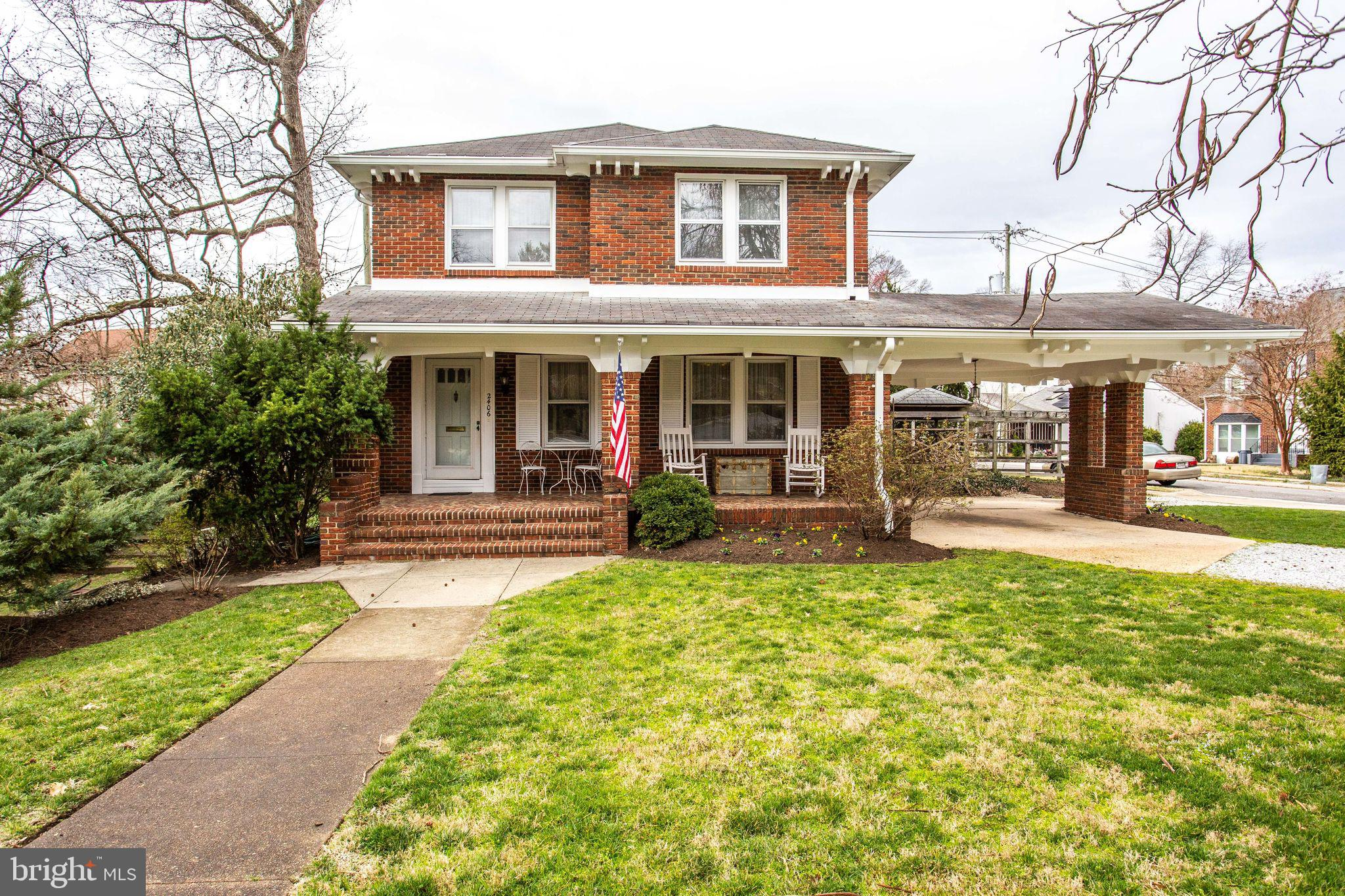 2406 CHEVERLY AVENUE, CHEVERLY, MD 20785