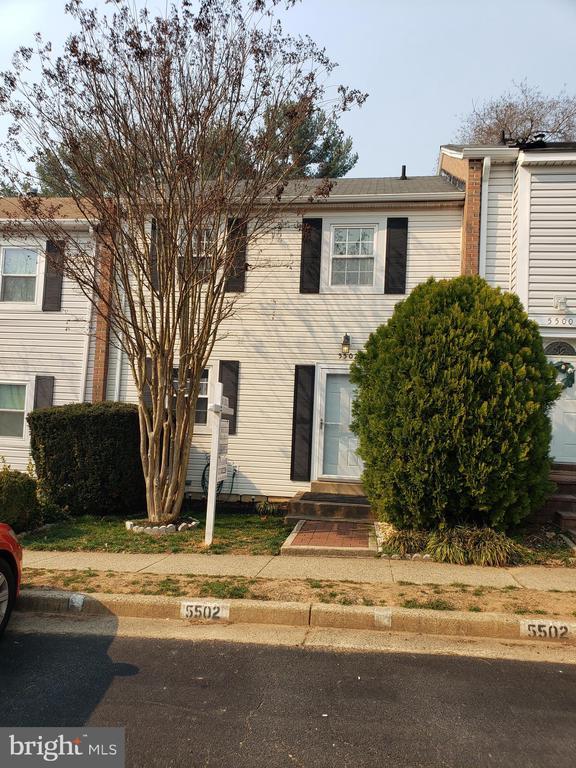 5502  HOLLINS LANE, Burke, Virginia