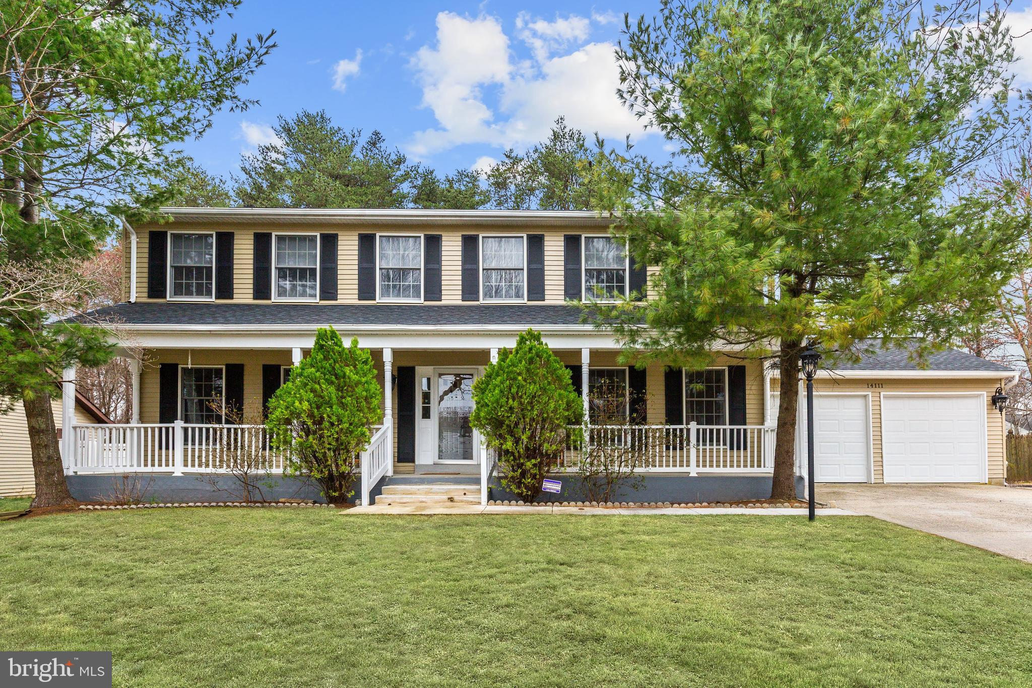 14111 WAINWRIGHT COURT, BOWIE, MD 20715