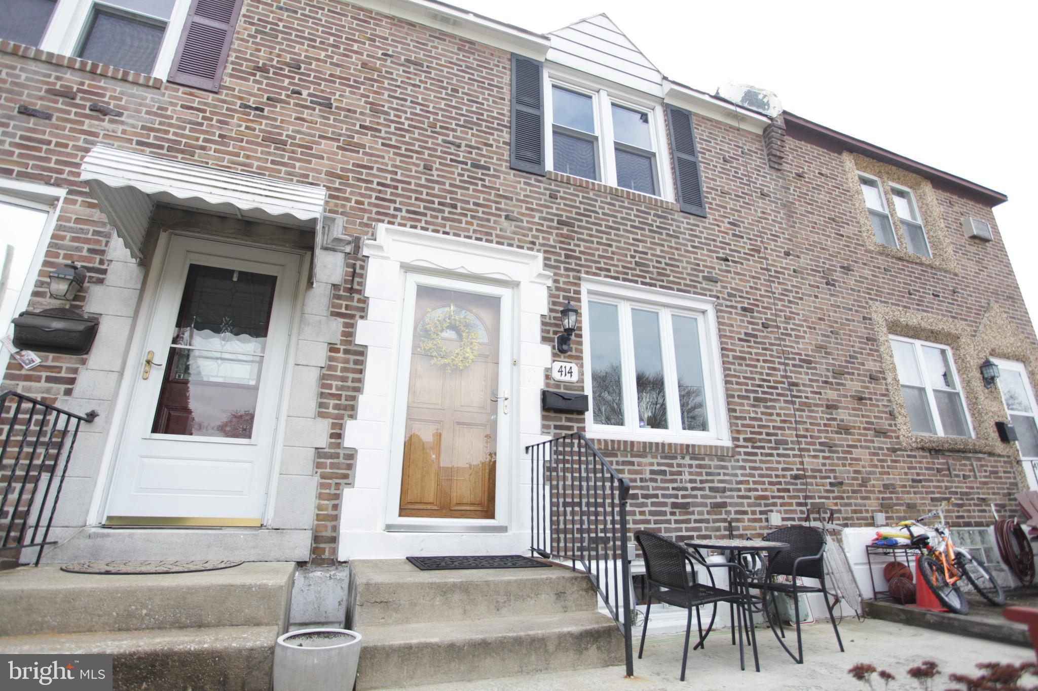 414 Rively Avenue, Collingdale, PA 19023