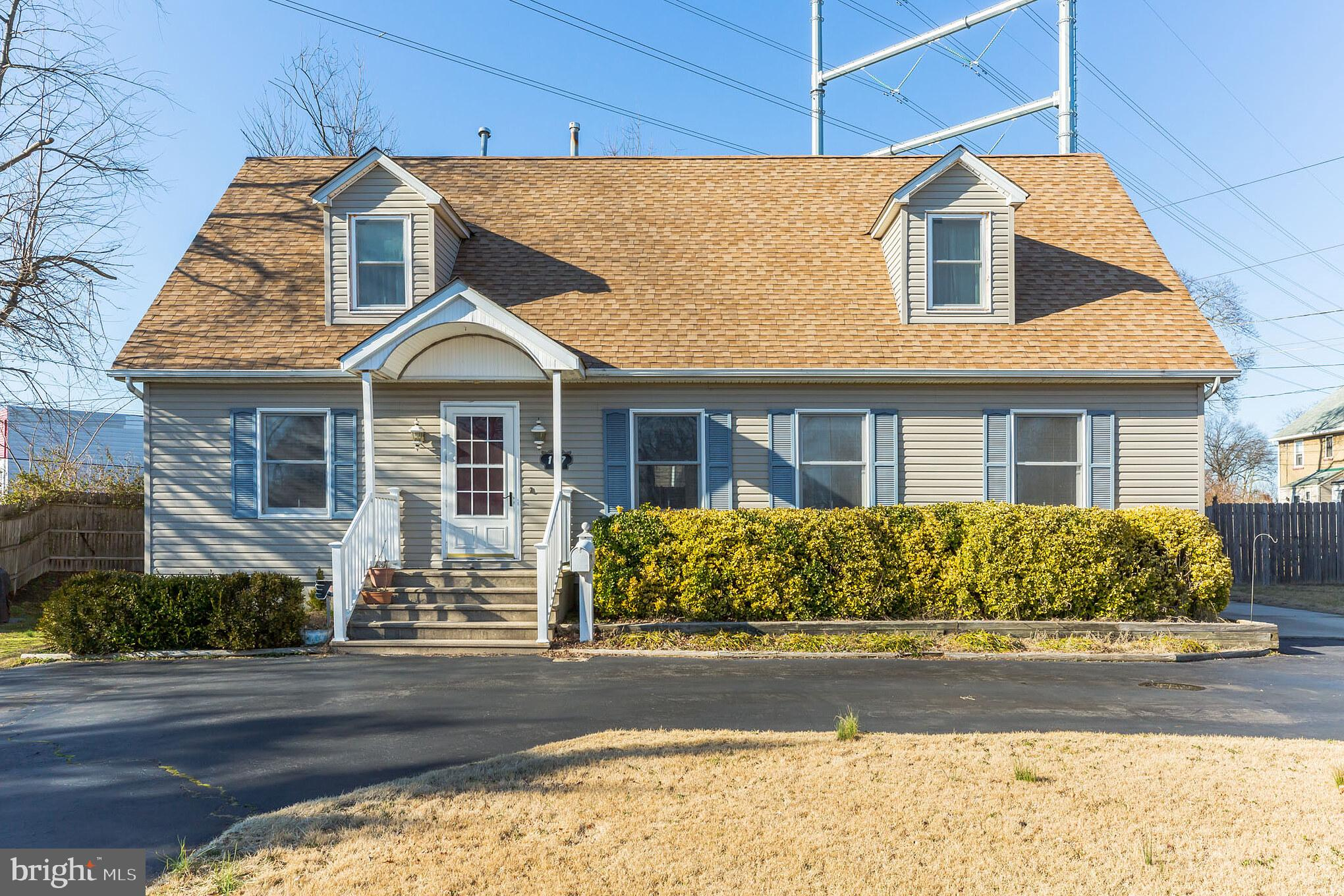 107 N WILSON AVENUE, BROOKLAWN, NJ 08030