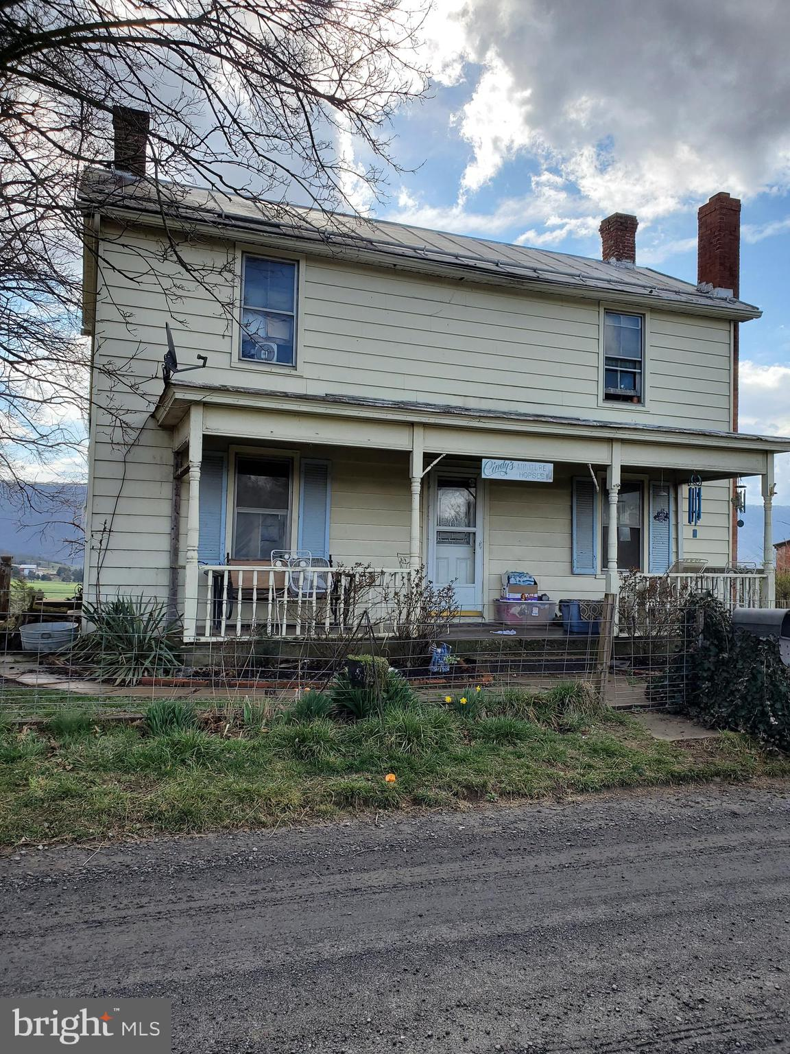 1826 TEA BERRY ROAD, TOMS BROOK, VA 22660