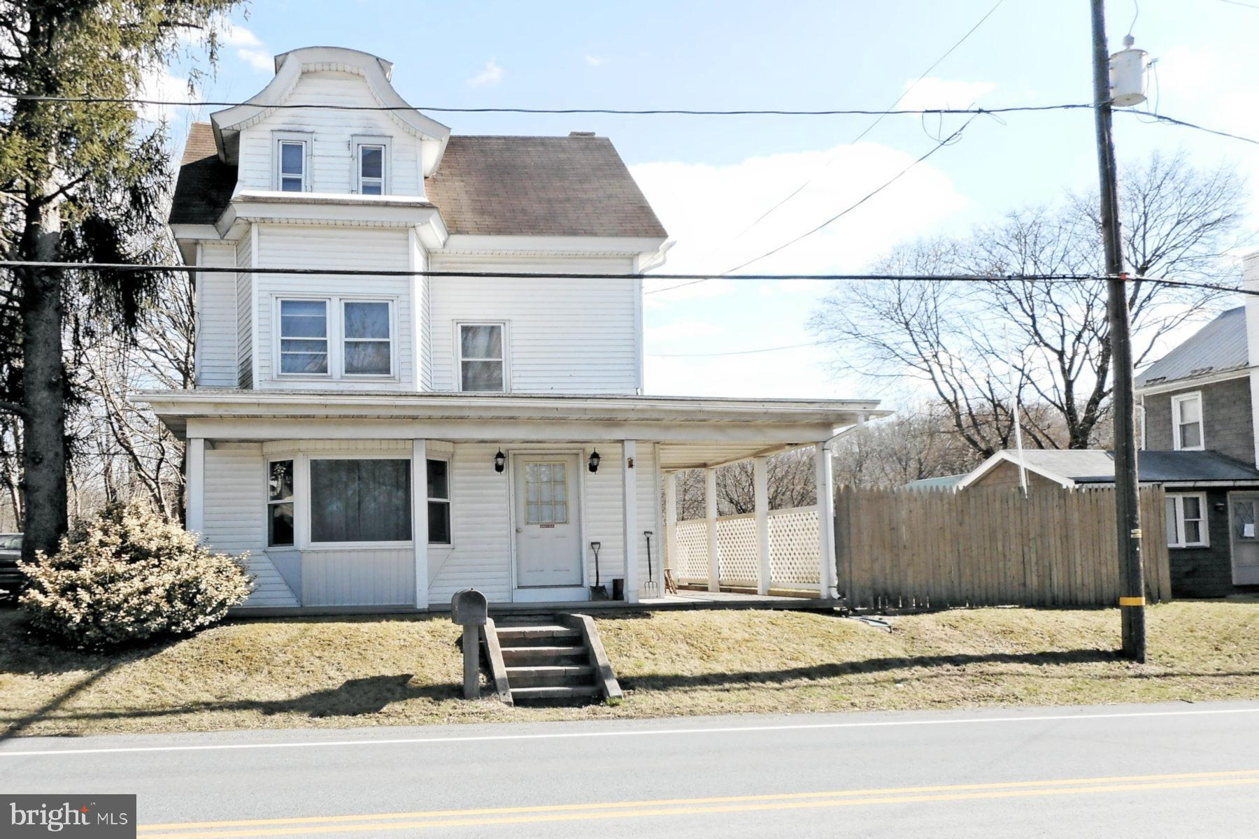 154 PLEASANT VALLEY ROAD, PINE GROVE, PA 17963