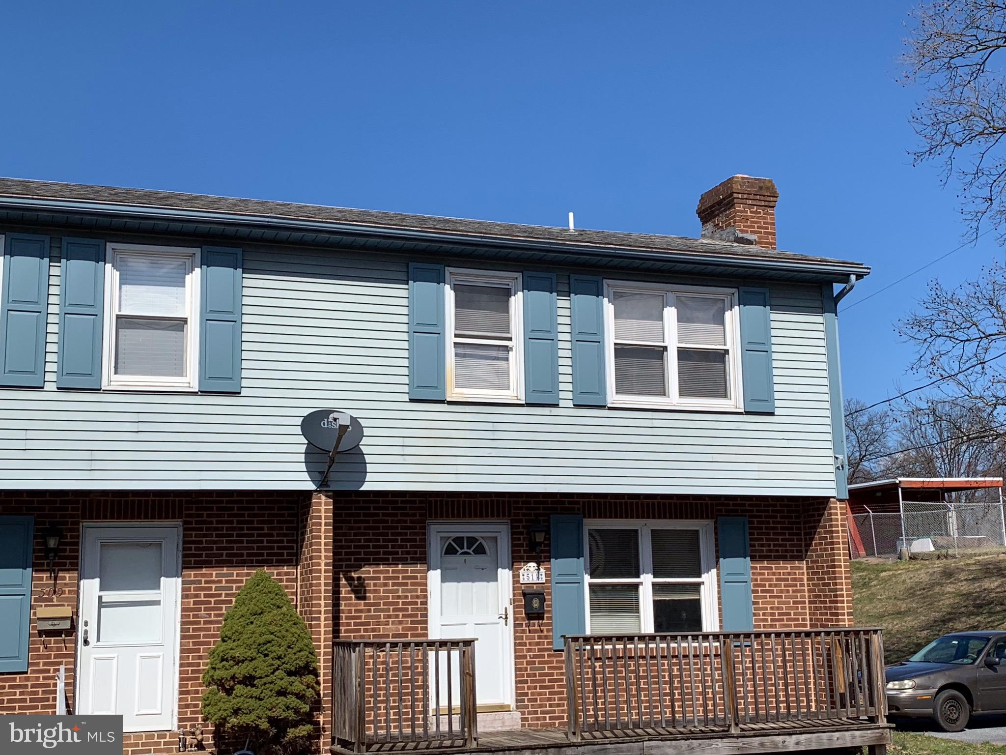 511 CENTER STREET, MILLERSBURG, PA 17061
