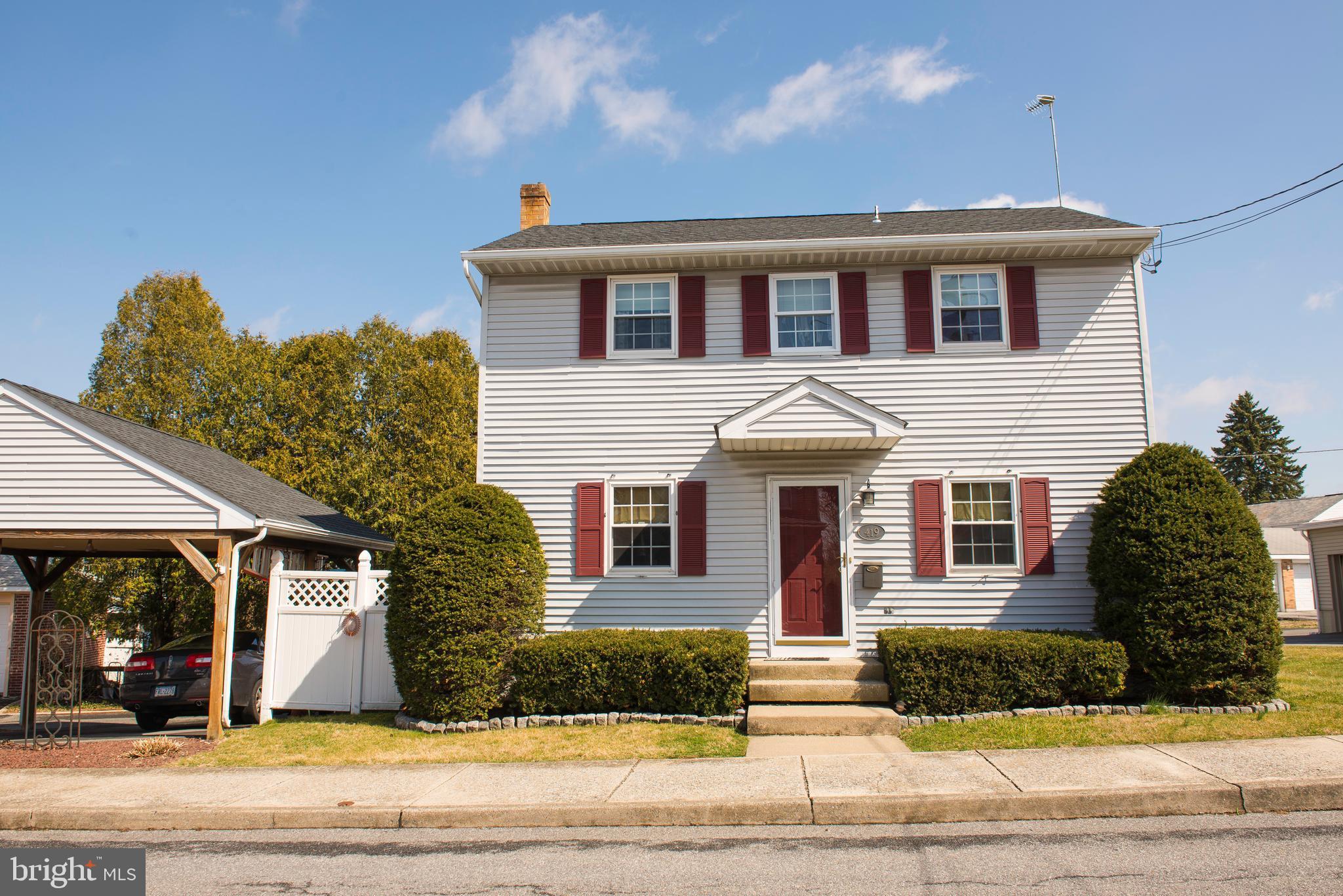 419 N 5TH STREET, EMMAUS, PA 18049