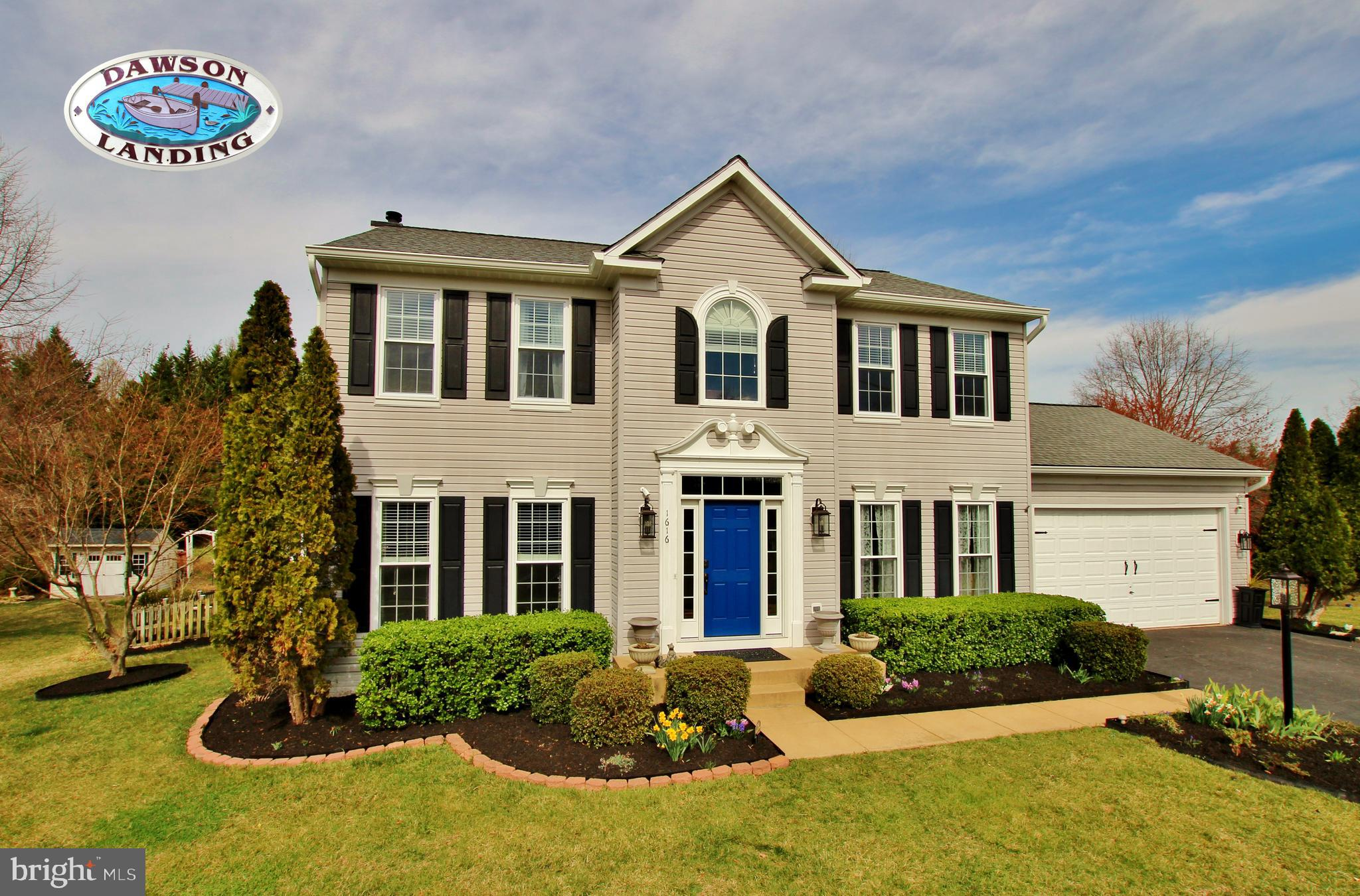 1616 WHISTLING SWAN WAY, WOODBRIDGE, VA 22191