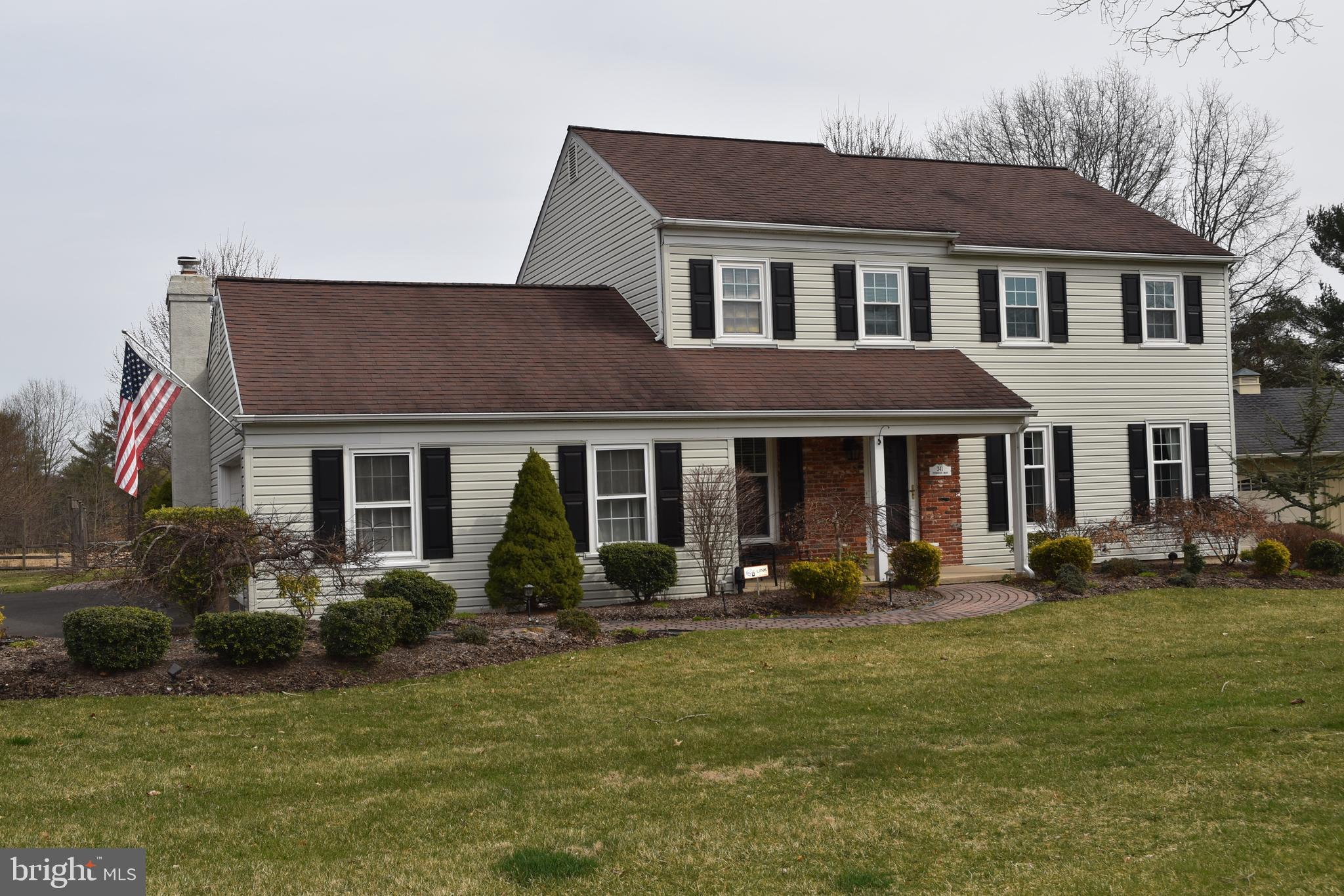 341 EVERGREEN DRIVE, NORTH WALES, PA 19454