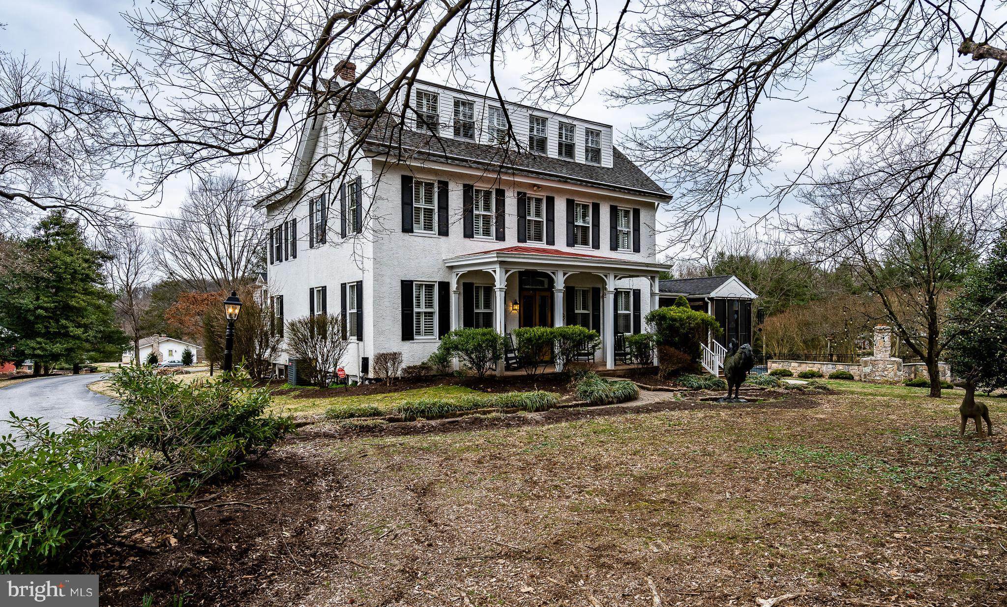 226 W FORGE ROAD, GLEN MILLS, PA 19342