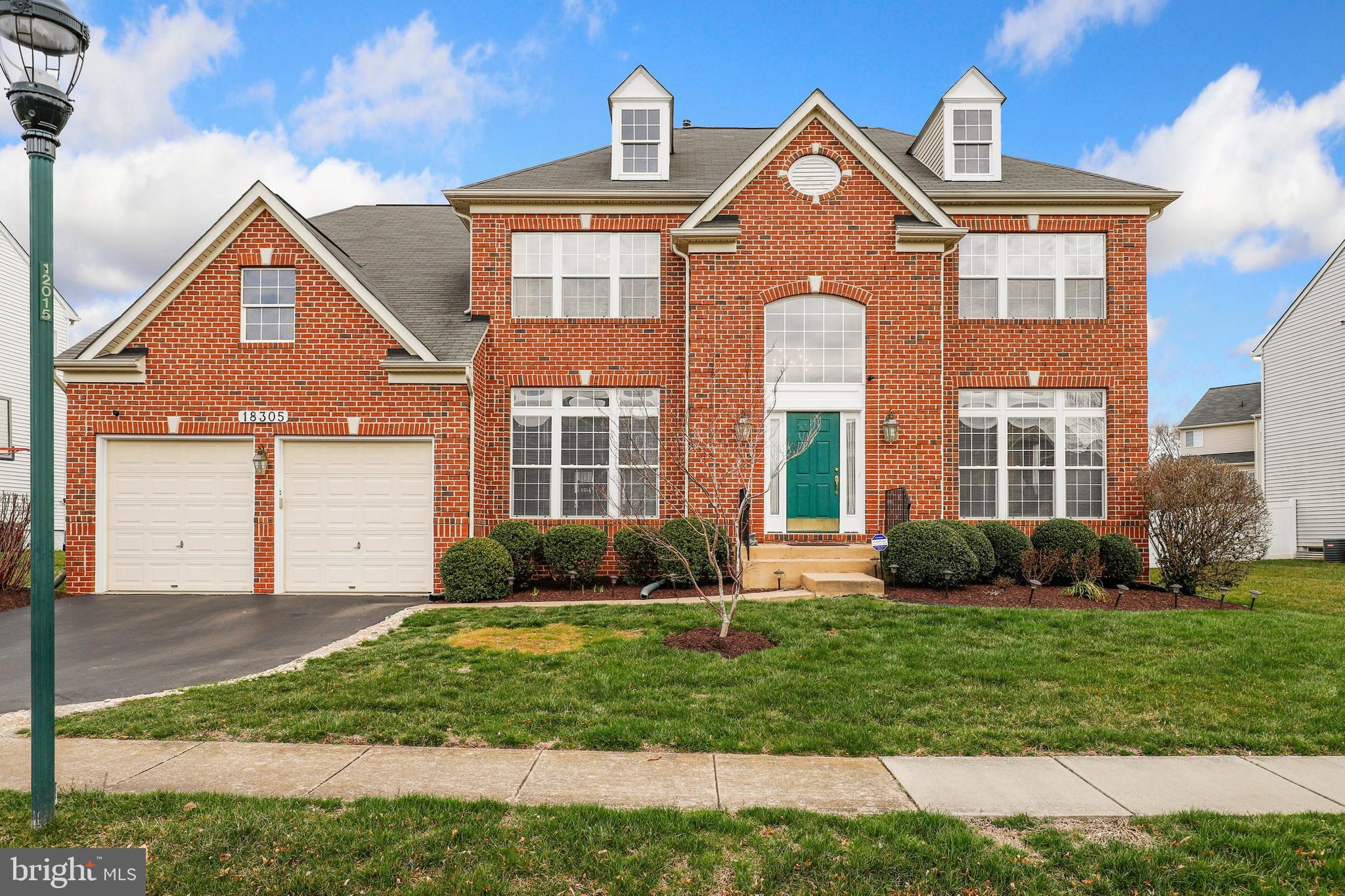 18305 TAPWOOD ROAD, BOYDS, MD 20841