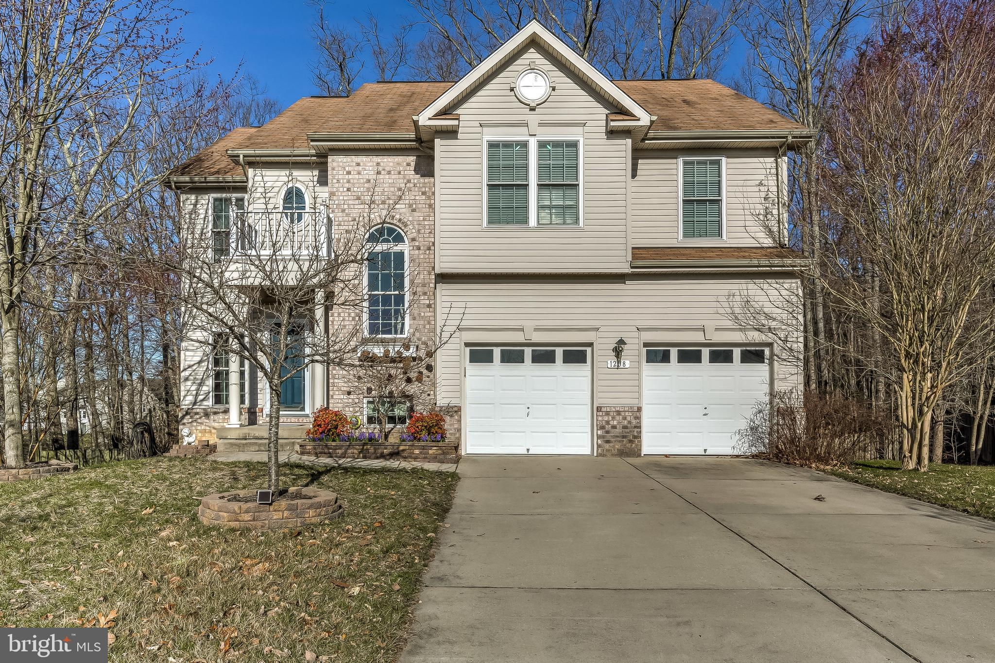 1208 ALDER SHOT COURT, ABINGDON, MD 21009