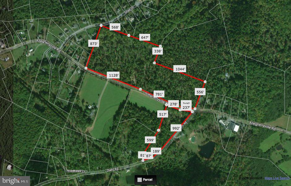 0 ALLEGHENYVILLE ROAD, MOHNTON, PA 19540