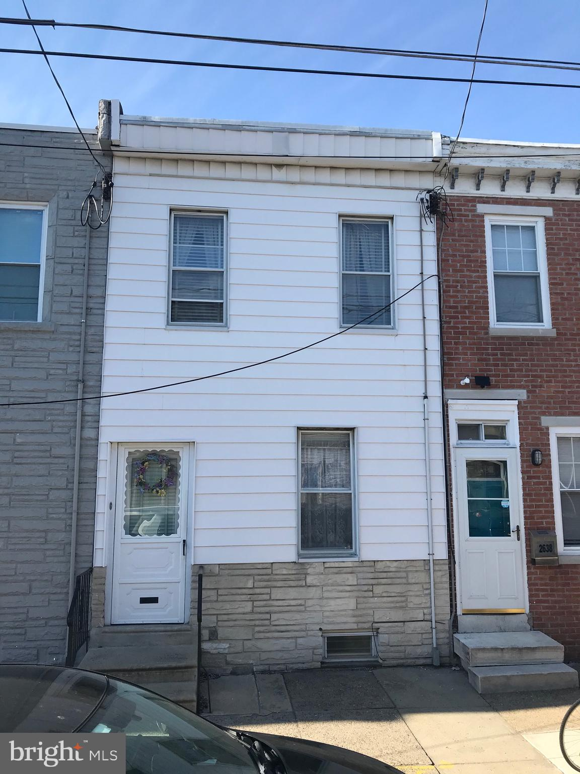 2636 E Thompson Street, Philadelphia, PA 19125