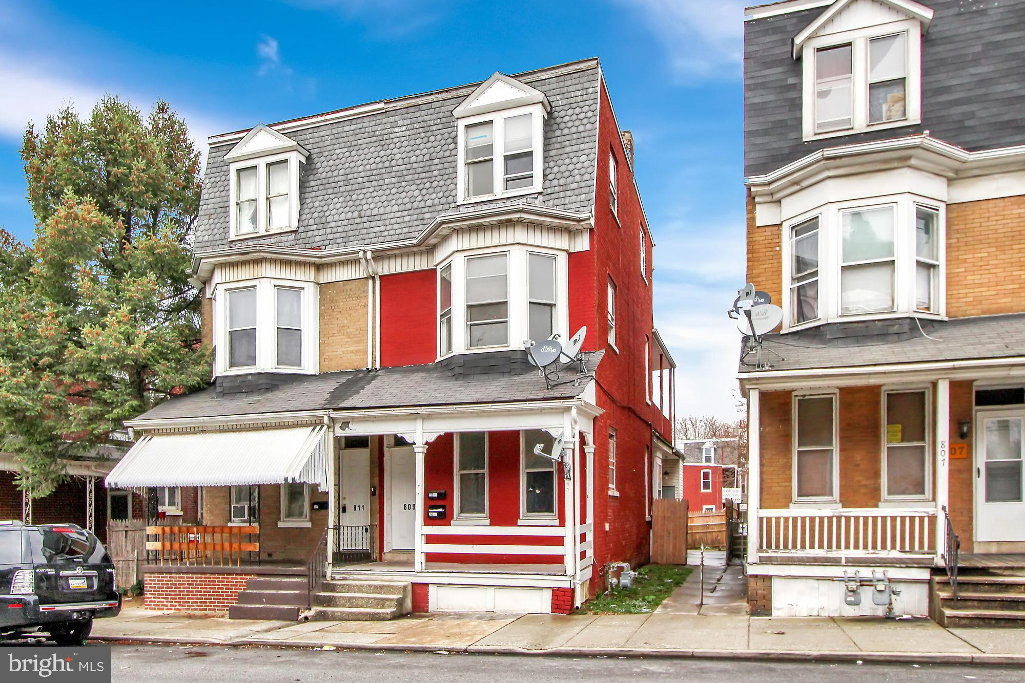 809 W PRINCESS STREET, YORK, PA 17401