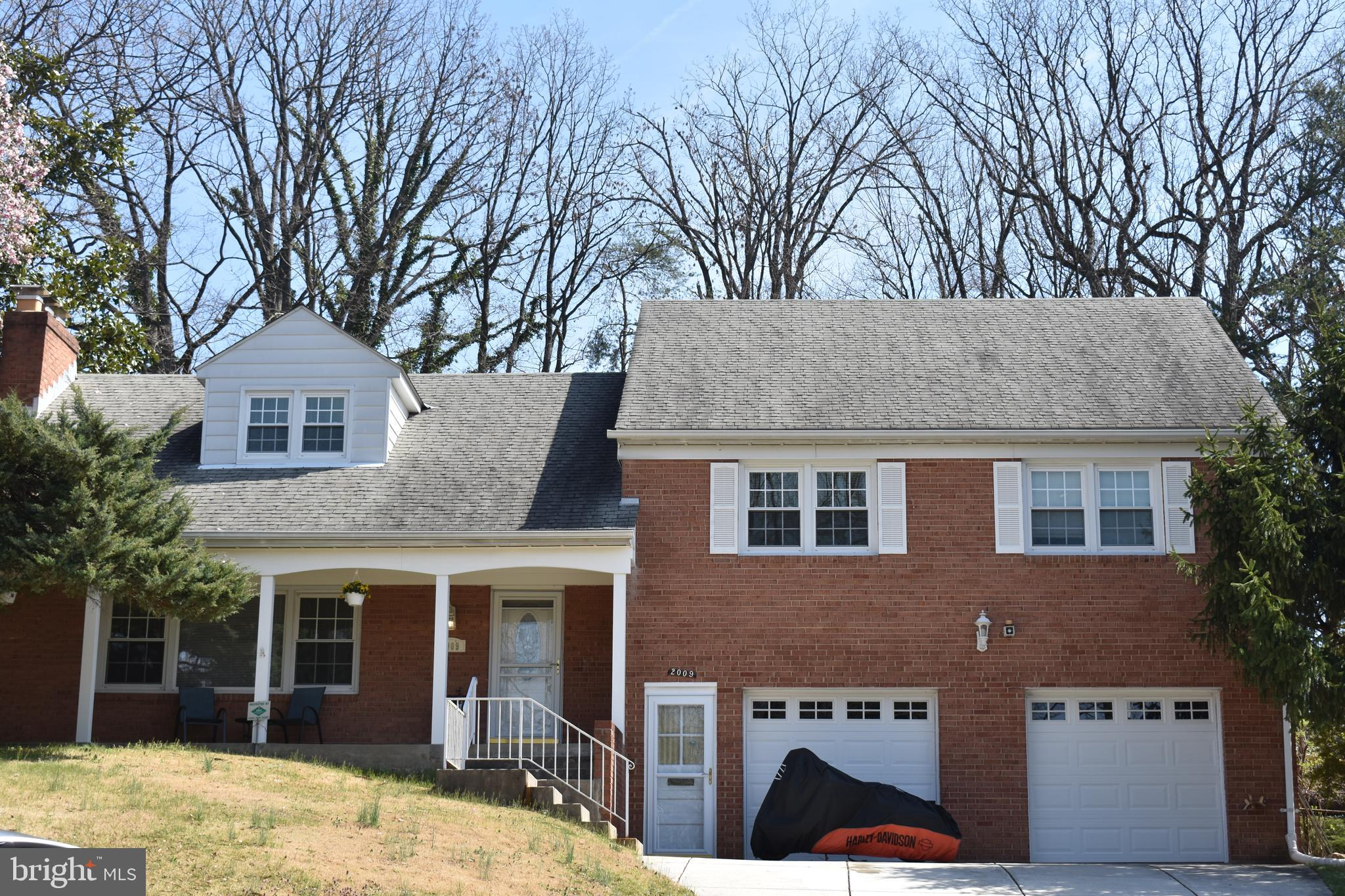 2009 WOODED WAY, ADELPHI, MD 20783