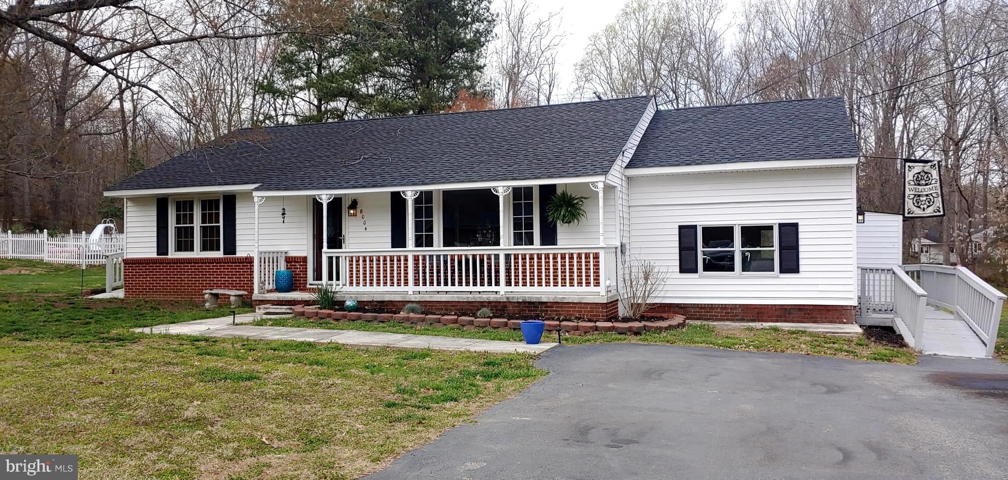 8004 TERRY DRIVE, PORT TOBACCO, MD 20677