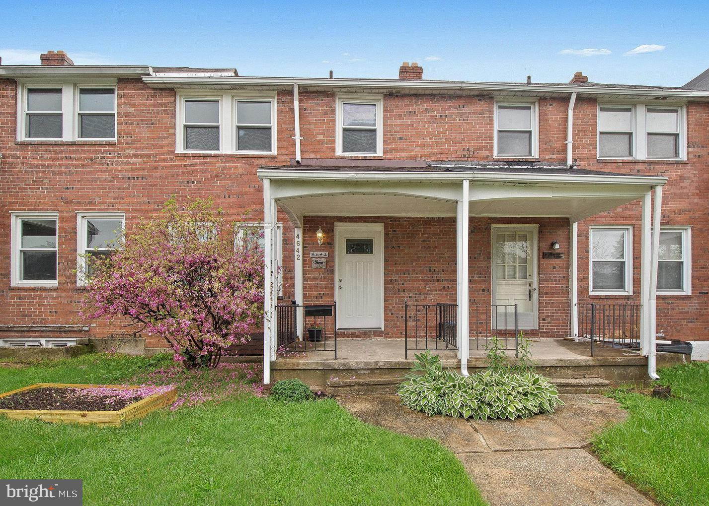4642 MARBLE HALL ROAD, BALTIMORE, MD 21239