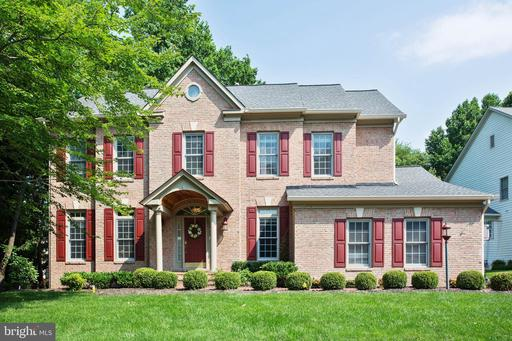 Property for sale at 13894 Lewis Mill Way, Chantilly,  Virginia 20151