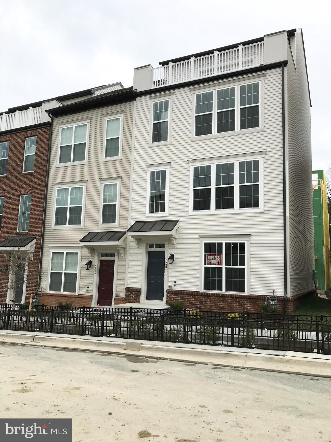 2527 AUDEN DRIVE, SILVER SPRING, MD 20906