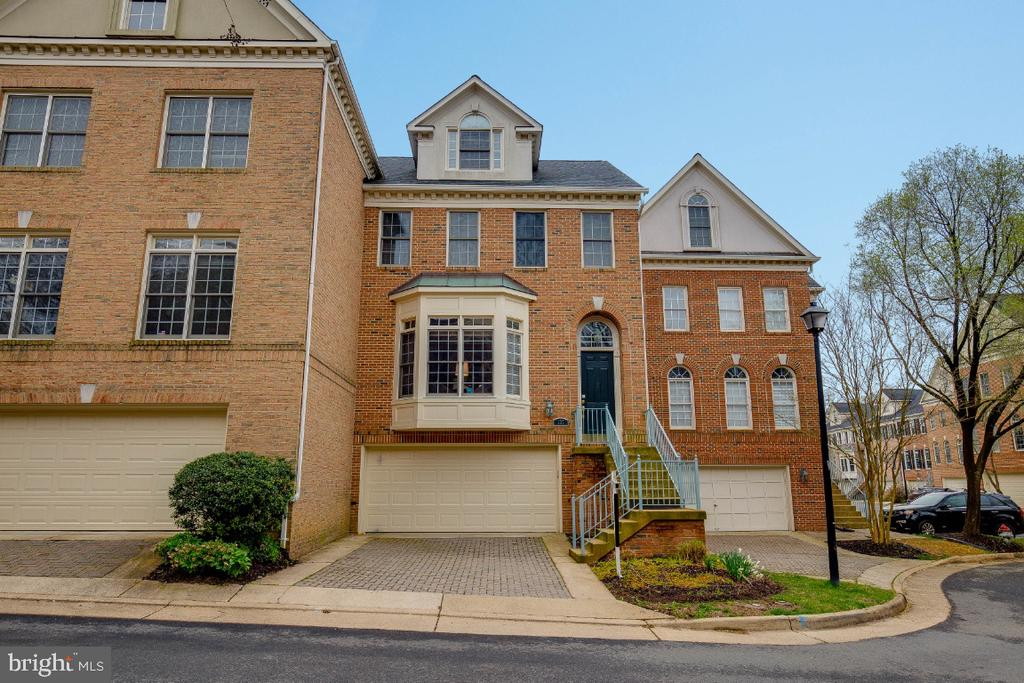 137  REES PLACE, one of homes for sale in Falls Church