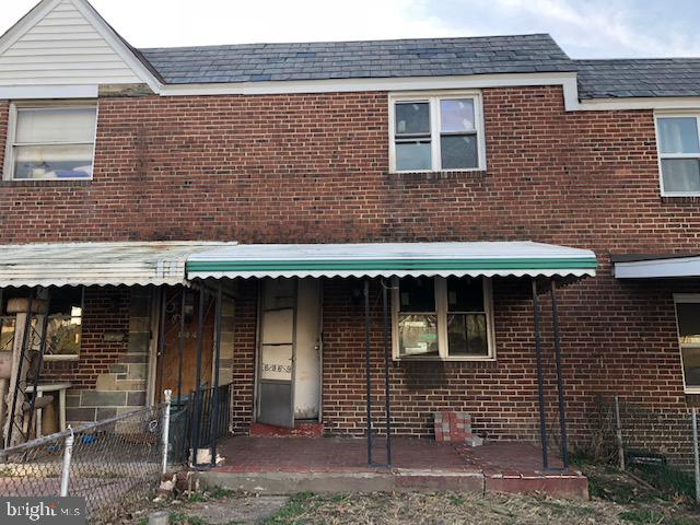 3928 8TH STREET, BALTIMORE, Maryland 21225, 4 Bedrooms Bedrooms, ,2 BathroomsBathrooms,Residential,For Sale,8TH,MDBA505422