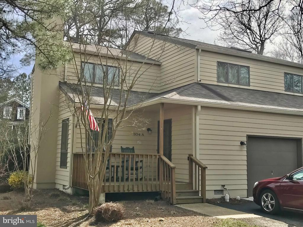 304  OAKWOOD STREET  A, Bethany Beach in SUSSEX County, DE 19930 Home for Sale