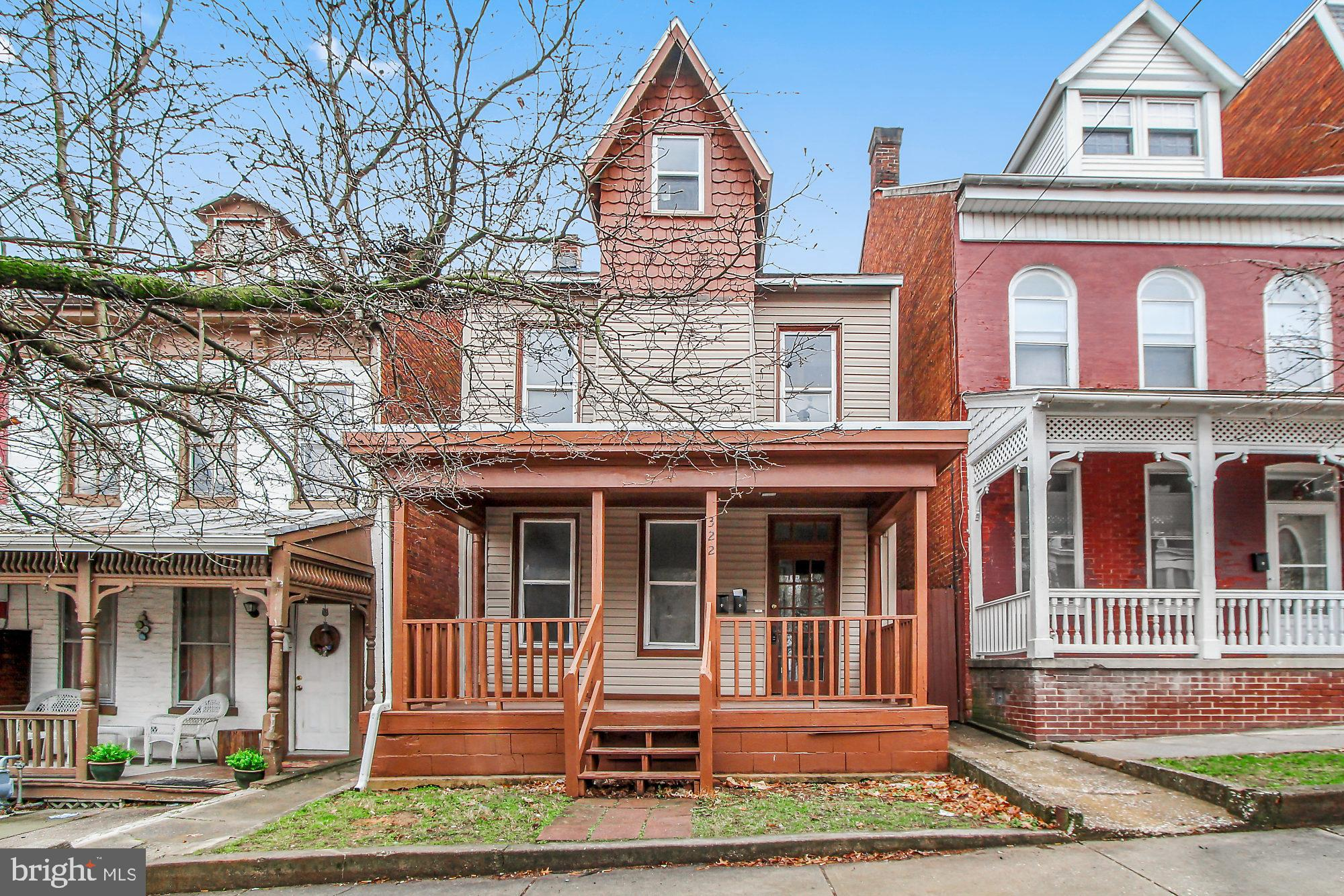 322 N NEWBERRY STREET, YORK, PA 17401