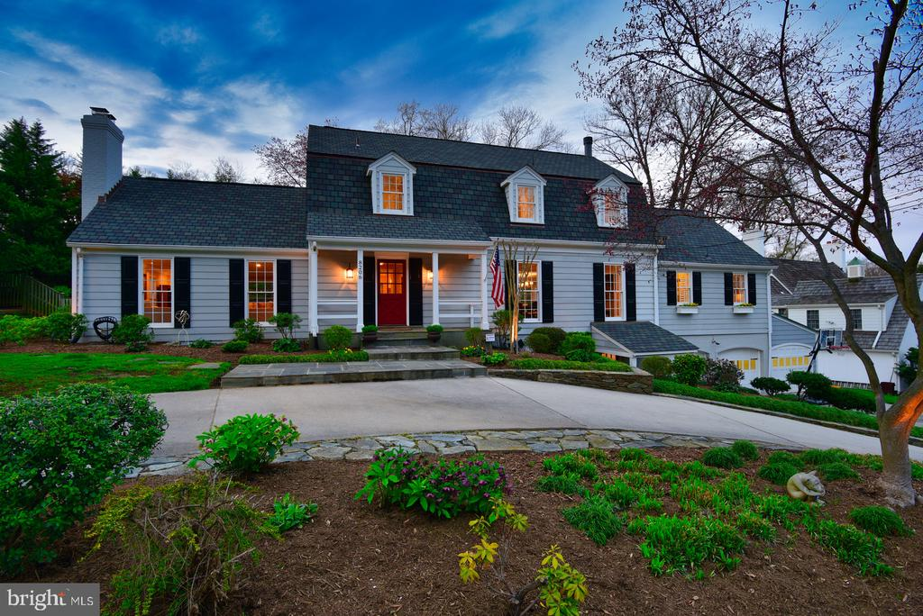 Welcome to one of the most pristine homes ever!!The Sellers did not miss a thing when they took on a very large renovation in 2015. This 5 bedroom, including main level master, 4.5 bath home sits on a 19,000 square foot lot in one of the most sought after neighborhoods in Bethesda. You will be wowed by the large open concept renovated kitchen with marble countertops with huge center island overlooking large eating area & sitting area. Formal living room and dining both offer views of serene backyard with lap pool and screened in porch. The upper level features a fabulous 2nd Master with large walk in closet & gorgeous renovated bath. A renovated  hall bath w/double sink, reading area and 3 additional generously sized bedrooms round out the upper level. The lower level features an arts & crafts room/home office, a large laundry room with lots of cabinets and counter space, new tile floor. The large rec room provides  access to garage & front exterior. The oversized deep garage has room for 3 + cars and features a workout area set up with gym equipment. Offers are due by 1:00pm Monday March 30th,2020