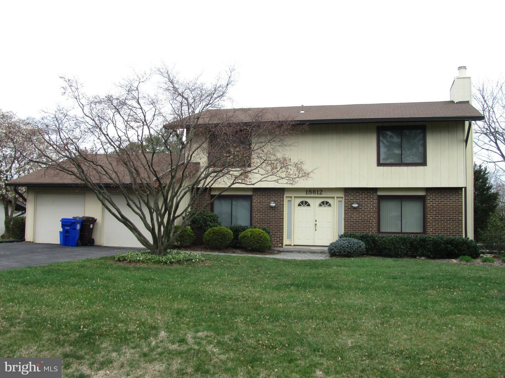 18612 SHADY VIEW LANE, BROOKEVILLE, MD 20833