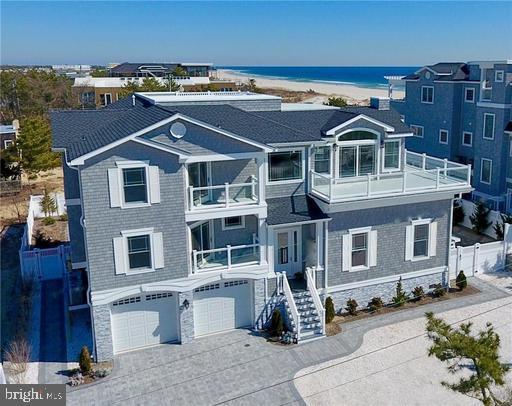 161  LONG BEACH   E, Long Beach Island in OCEAN County, NJ 08008 Home for Sale