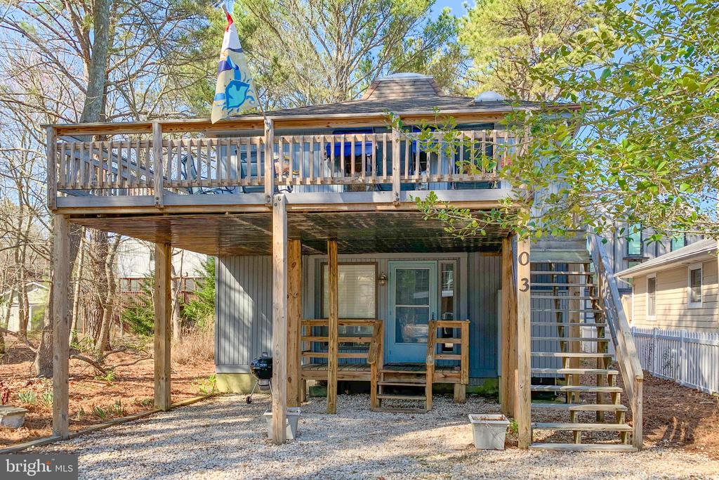 203  OAKWOOD STREET, Bethany Beach in SUSSEX County, DE 19930 Home for Sale