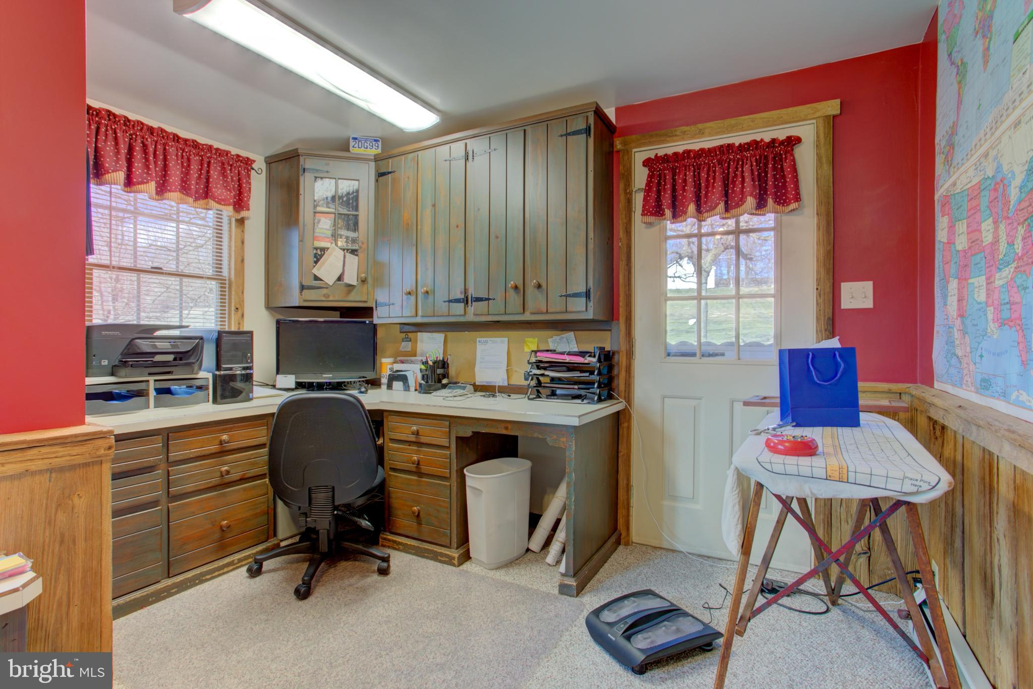 Office - Sewing Room