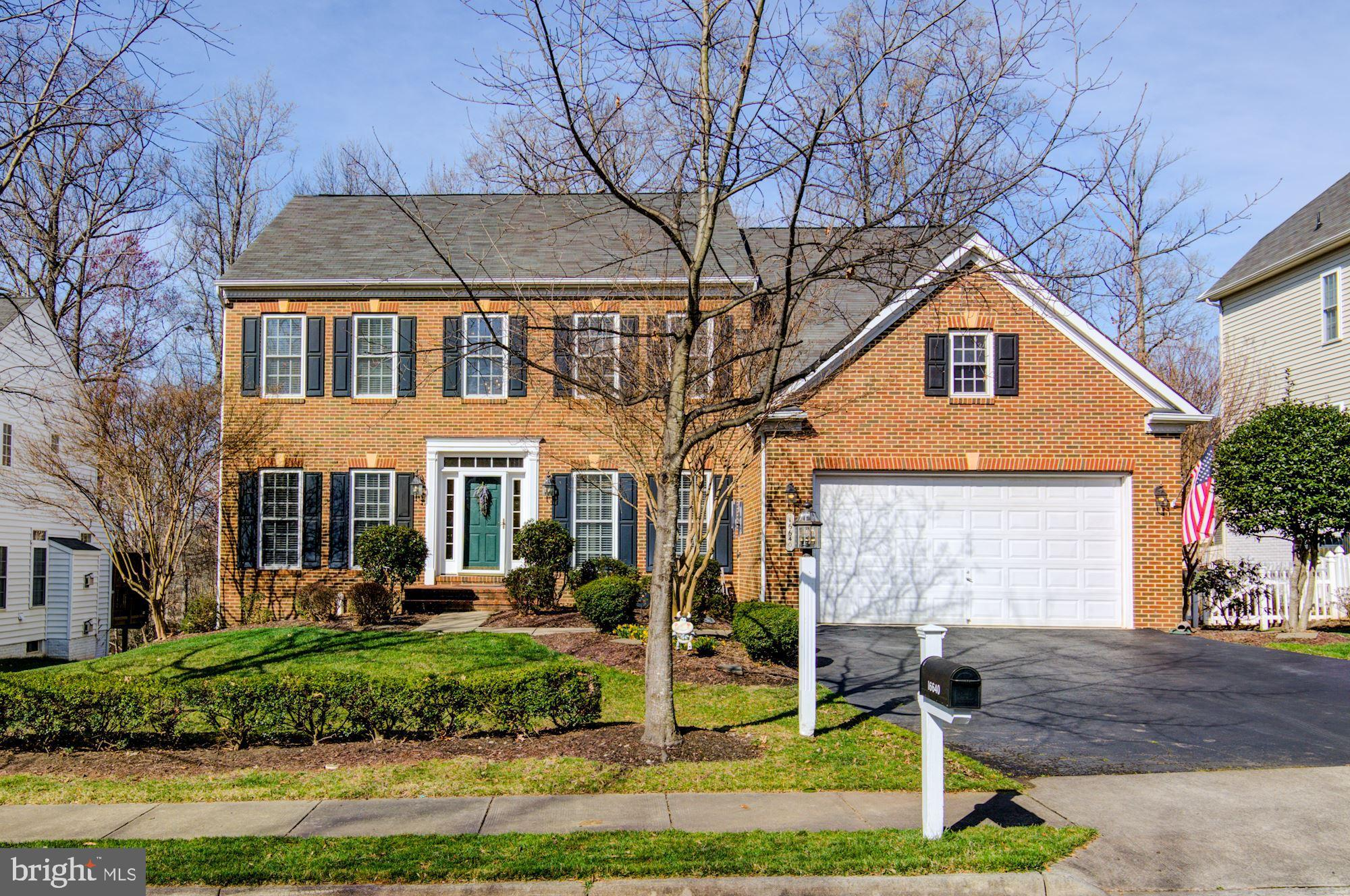 16640 RADCLIFFE LANE, WOODBRIDGE, VA 22191